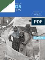 Yemen Humanitarian Needs Overview Hno 2018 20171204 0