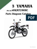 XT250 parts list.pdf