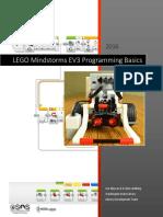 Lego Mind Storms Ev 3 Programming Basics