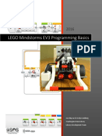 Lego Mind Storms Ev 3 Programming Basics