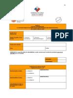 Ficha de Admisibilidad y Pauta Evaluacion 2009