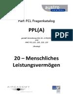 ECQB-PPL-A-20-HPL