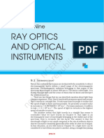 Ray Optics NCERT