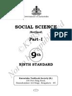9th English Socialscience 1