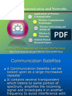 9. Satellite Communication