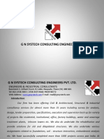 GN SYSTECH CONSULTING ENGINEERS PVT LTD PROFILE
