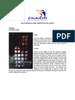 CINEMALAYA 2018-Full Length -Synopsis Logline Info
