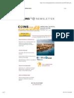 COINs 2010 Newsletter