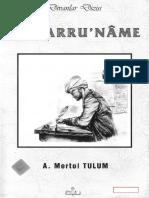 A.mertol Tulum - Tazarruname