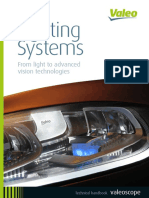 Lighting Systems From Light to Advanced Vision Technologies Technical Handbook Valeoscope en 998542 Web