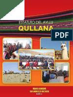 Estatuto Del Ayllu Qullana