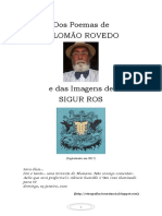 Salomão Rovedo & Sigur Ros