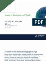 Blockchain Presentation