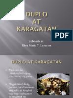 155660523-Duplo-at-Karagatan.ppt