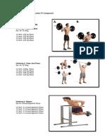 Trainingsschema Davinci PT ( Compound ) (4)