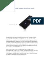 [Segadget] Samsung YP-K3 vs. Samsung YP-T9