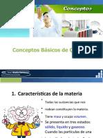 Clase 1 - Conceptos Basicos de Quimica
