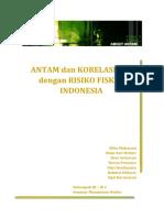 ANTAM dan Korelasinya dengan Risiko Fiskal Indonesia