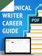 Technical Writer Career Guide