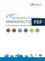 IRENA_REmap 2030 Renewable Energy in Manufacturing