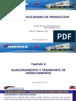 Módulo 1 Cap 6 Almacenamiento y Transporte de Hidrocarburos
