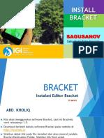 02 Install Bracket