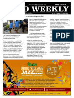 THE UBUD WEEKLY no 18 August 2018