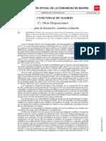 Decreto de Tasas 17/18 por compra de vivienda