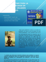 marketing para la pirámide de BANGLADESH