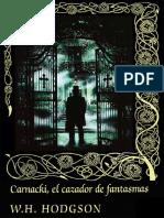 Carnacki, El Cazador de Fantasm - William Hope Hodgson