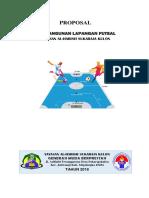 PROPOSAL Lapangan Futsal Alharish