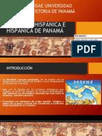 Época Prehispánica e Hispánica de Panamá