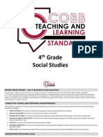 4th Grade Social Studies Cobb Teaching and Learning Standards 5.5.207.docx