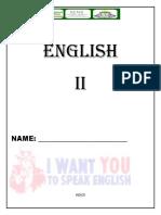 Antology English II