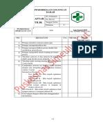 8.1.2.1 Daftil Permintaan Penerimaan Pengambilan Spsmn