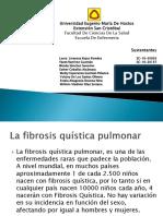 La fibrosis quística pulmonar