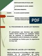 El Psicodrama de Jacob Levy Moreno