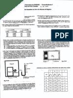 1a Série de Exercícios de EME503-2015