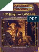D'Ombre et De Lumière D&D 3.5