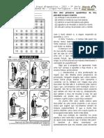 2ª P.D. - 2015 - (Port. 3ª Série E.M - Blog Do Prof. Warles) (1)