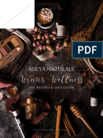 Kolya Naturals (Pocas Recetas, Catálogo Interesante)