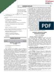 Poder Ejecutivo emite decreto legislativo que regula proceso de pérdida de dominio