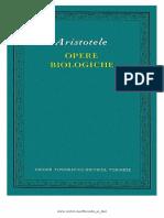 Aristotele, a cura di Diego Lanza e Mario Vegetti-Opere biologiche-UTET (1971).pdf