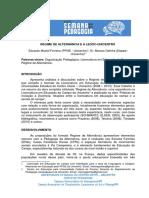 REGIME DE ALTERNÂNCIA E A LEDOC-UNICENTRO - Ferreira, Gehrke - 2016.pdf