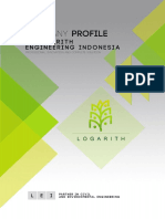 Company Provile Pt. Logarith Engineering