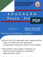 (1.1) Educação Paulo Freire