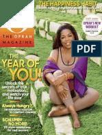 O the Oprah Magazine USA