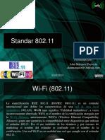Estandar 802.11 (WiFi)