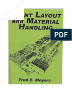 Plant Layout Material Handling