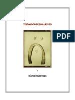 Leis Hector Ricardo - Testamento de Los Aдos 70